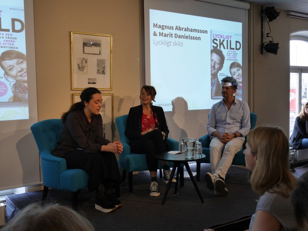 Lyckligt Skild - Magnus Abrahamsson & Marit Danielsson