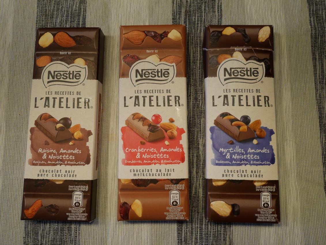 choklad bra för