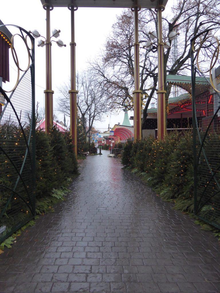Julbord på Tyrol 2019