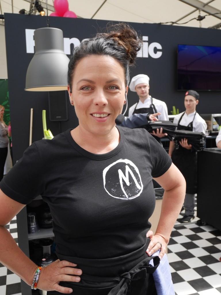 Dags för en Cook-along med Sandra Mastio.
