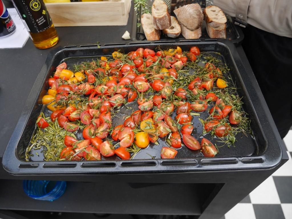 Ugnsbakade tomater!
