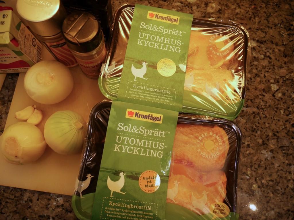 Kyckling Sol&Sprätt smakar mycket bättre i både mage och samvete.