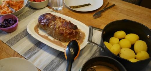 Köttfärslimpa i Crock-Pot