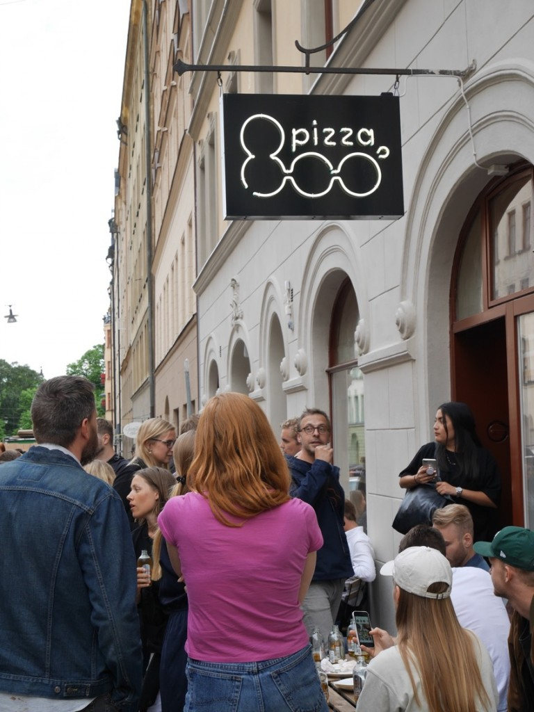 Pizzeria 800 Grader