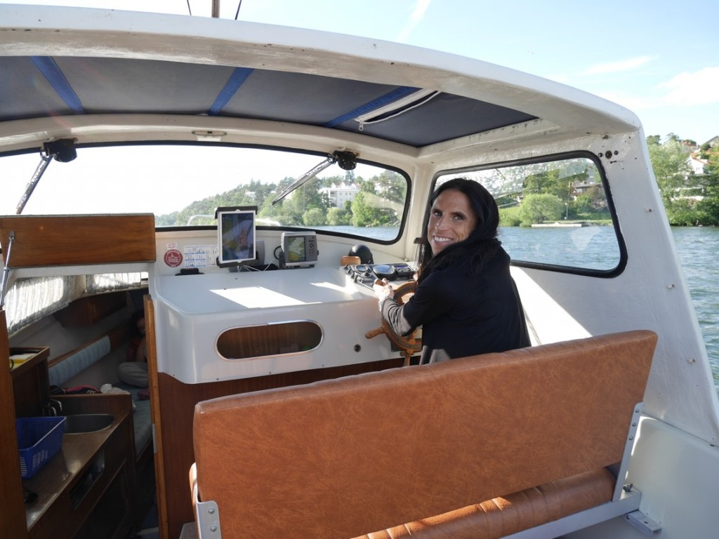 Kapten Jessica!