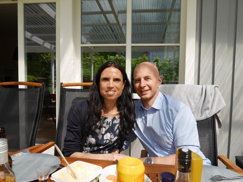 Herr och Fru Sundberg.