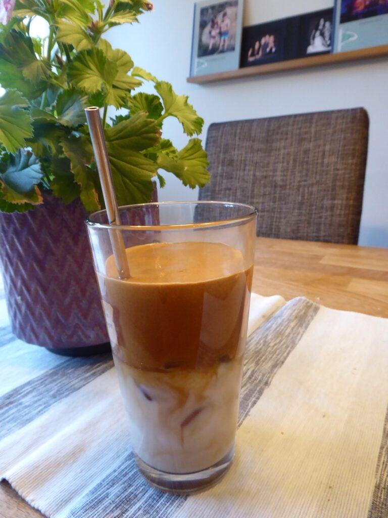 Recept Dalgona coffee