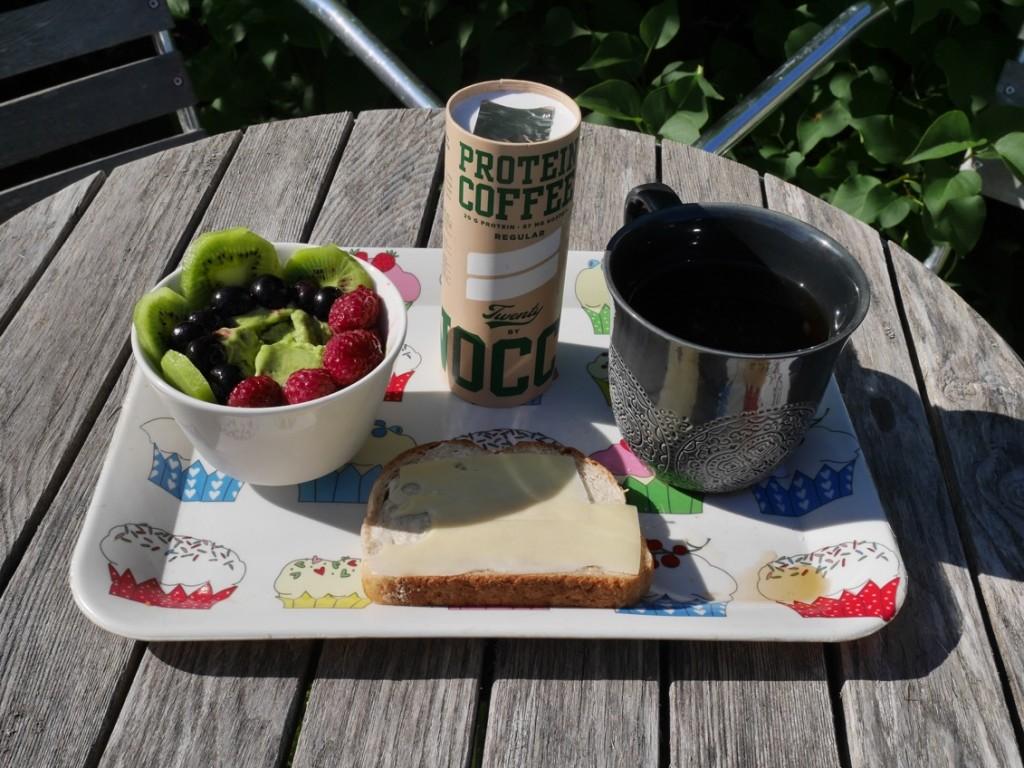 En frillastisk frukost!