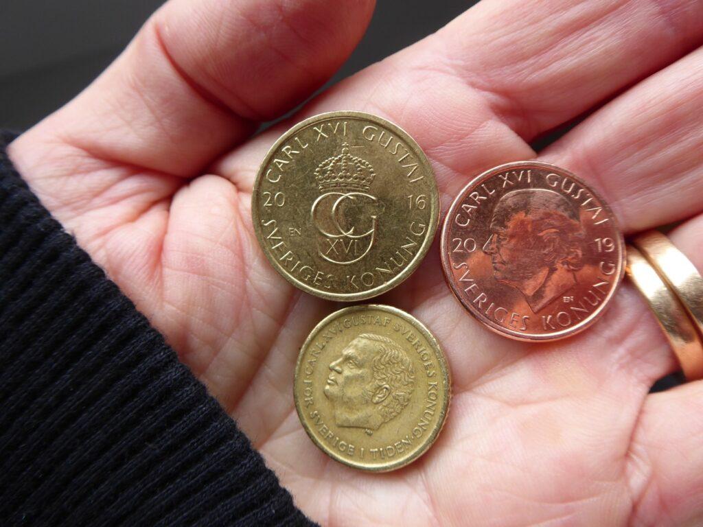 Dagens diss att ungdomar inte får lära sig vem det är på våra mynt.