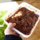 Spagetti och köttfärssås utan köttfärssås