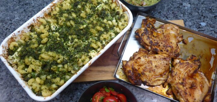Sommarens godaste BBQ-kyckling