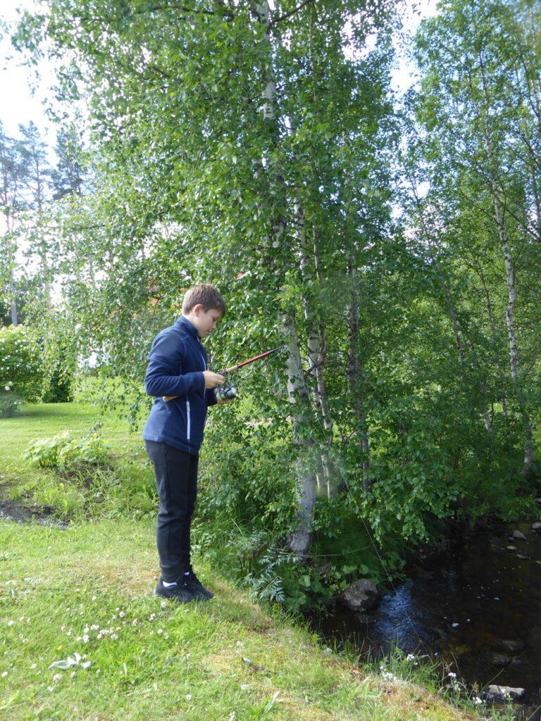 Snabbvisit i Östersund