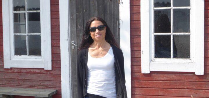 Åter till naturhamn Gällnö