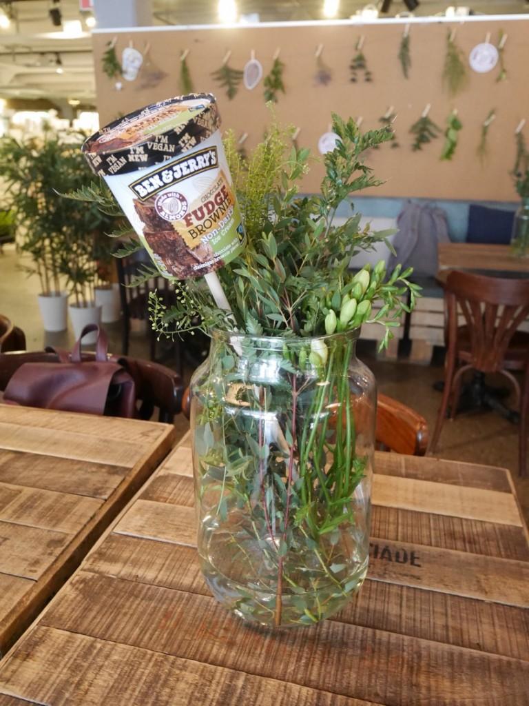 Ben & Jerry's lanserar non-dairy glass