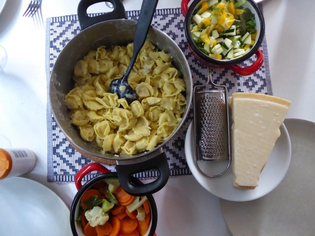 Gorgonzola-pasta.