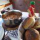 Båtlagad chili con carne