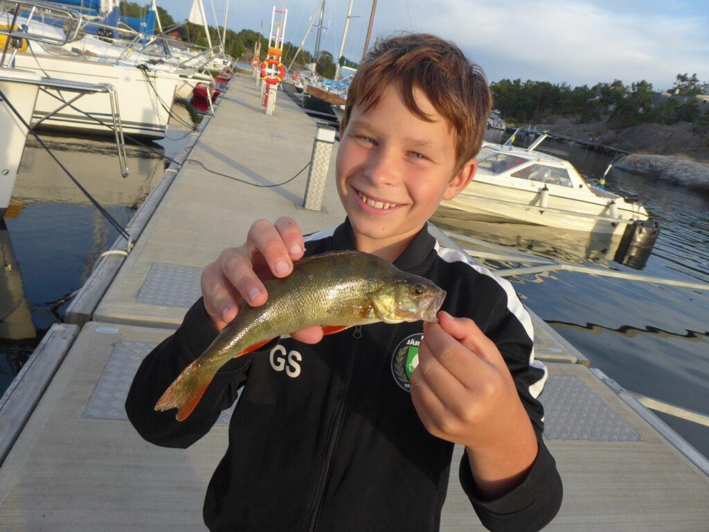 Mycket fiske blev det! Och fiskelycka!