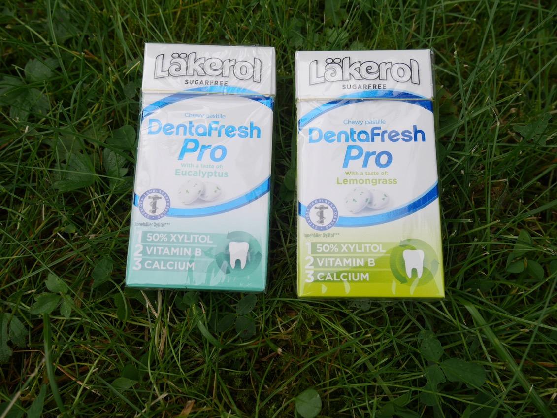 Läkerol DentaFresh PRO – Lemongrass och Eucalyptus