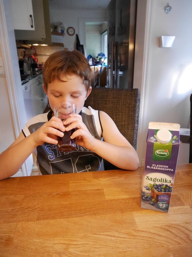 Sagolika fruktsoppor är sagolikt goda!