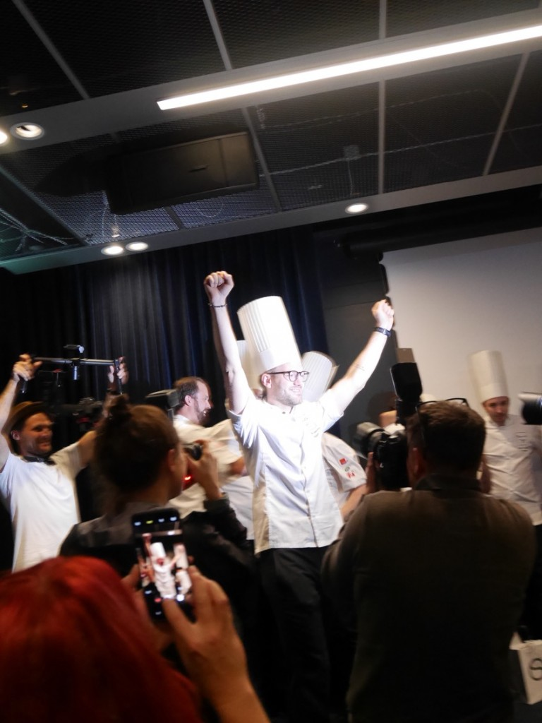Vinnaren är - Sebastian Gibrand!!!