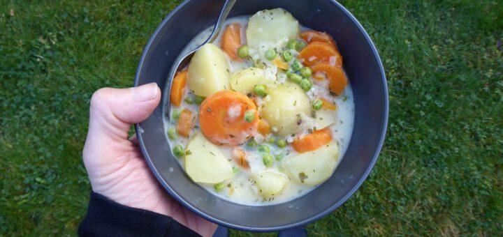Sommargryta i Crock Pot