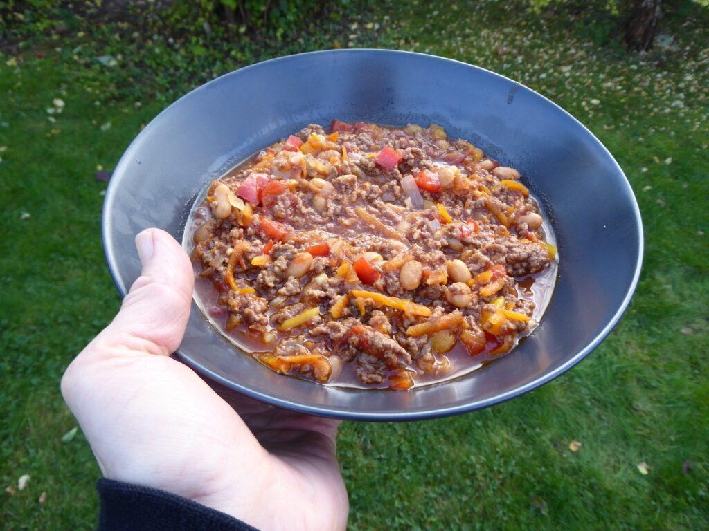 Chili con carne!
