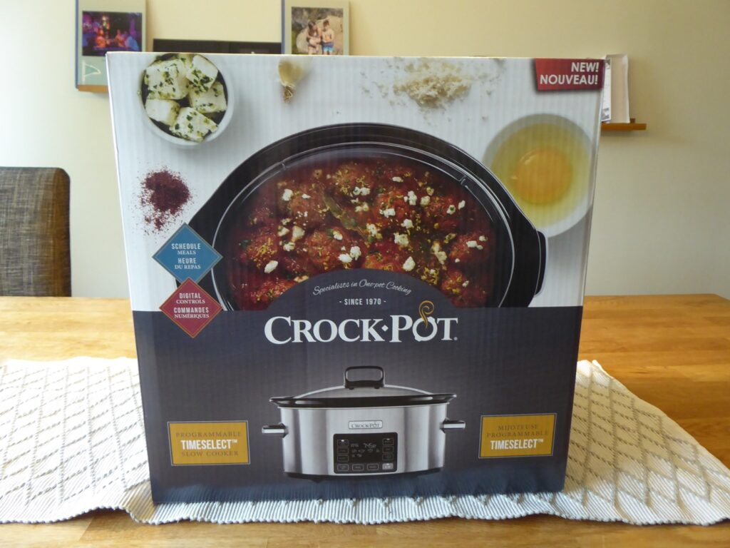 Crock Pot Time Select