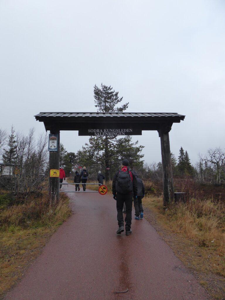 Östfjällsturen/Södra Kungsleden