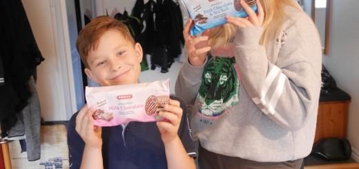 Sätta chokladkant på tillvaron med nyheterna från Friggs.