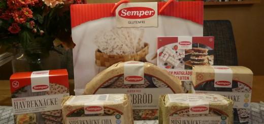 Världens största glutenfria knäckebrödsbageri - Semper Glutenfritt