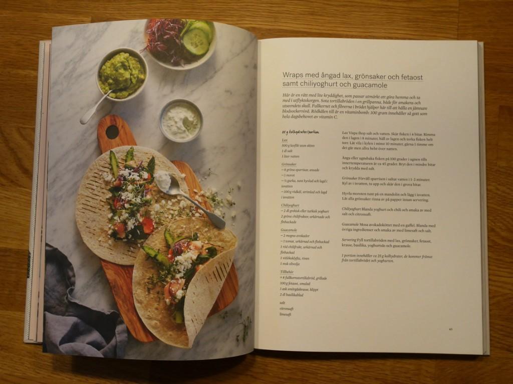 En hälsosammare tacoinspirerad maträtt.