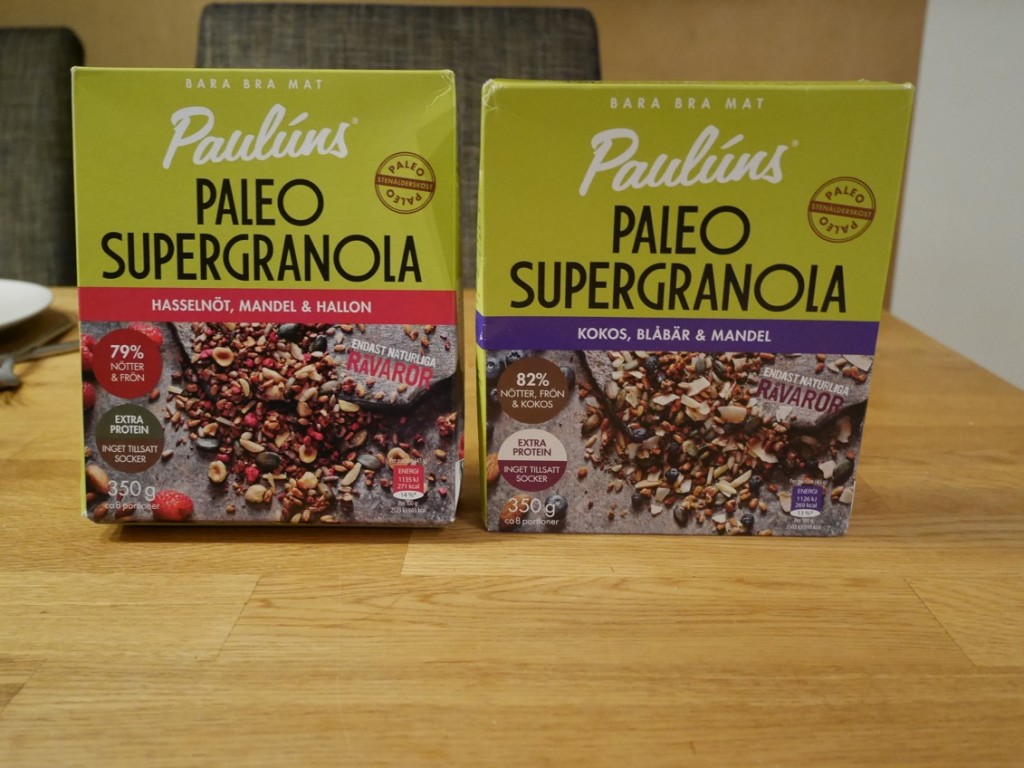 Paulúns Paleo Supergranola