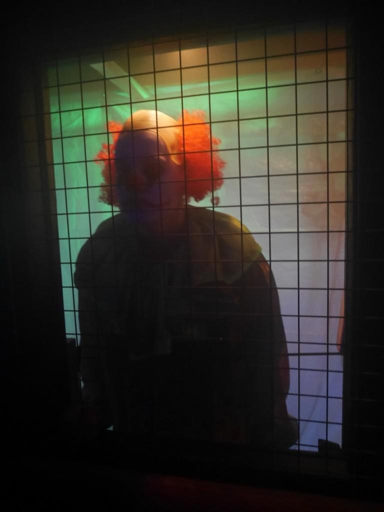 Har du clownfobi? Skippa OLustiga huset!