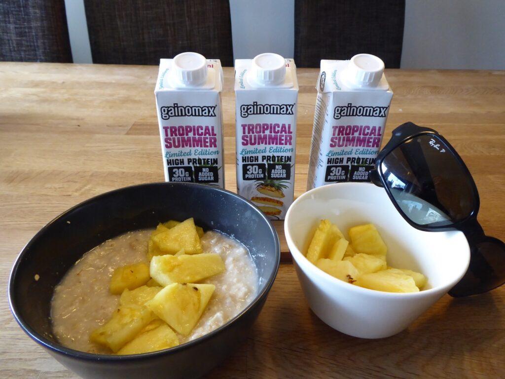 Perfekt som mellanmål eller istället för mjölk till gröten för ett mer mättande frukostalternativ.