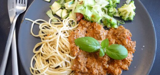 Sofritto bolognese (köttfärssås)! Smaklig spis!