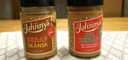 Även Johnnys Senap Skånsk gör comeback till jul
