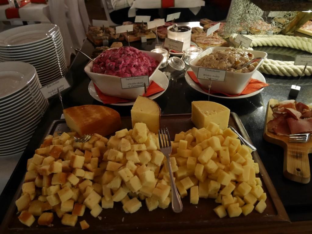 Sugen på ost?!