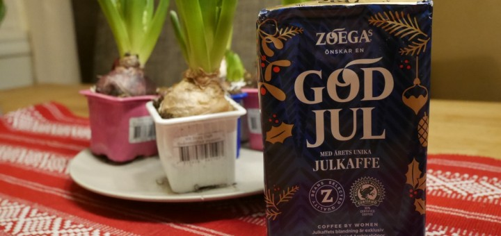 Zoégas 29e julkaffe