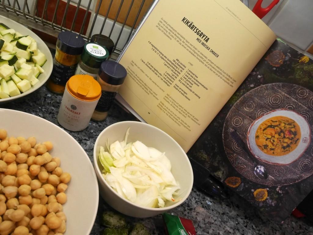 Recept från Låt bönor förändra ditt liv - Kokboken