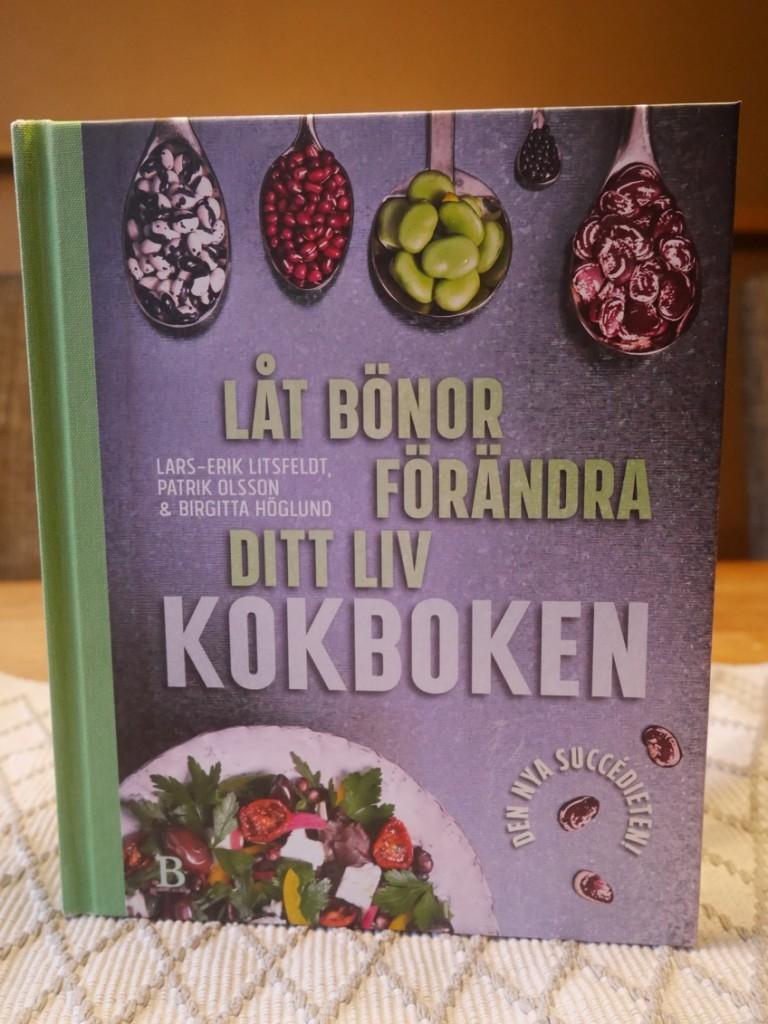 Låt bönor förändra ditt liv kokboken