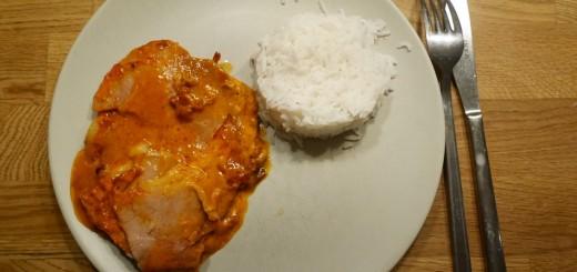 Tomatgratinerad kassler i Crock Pot