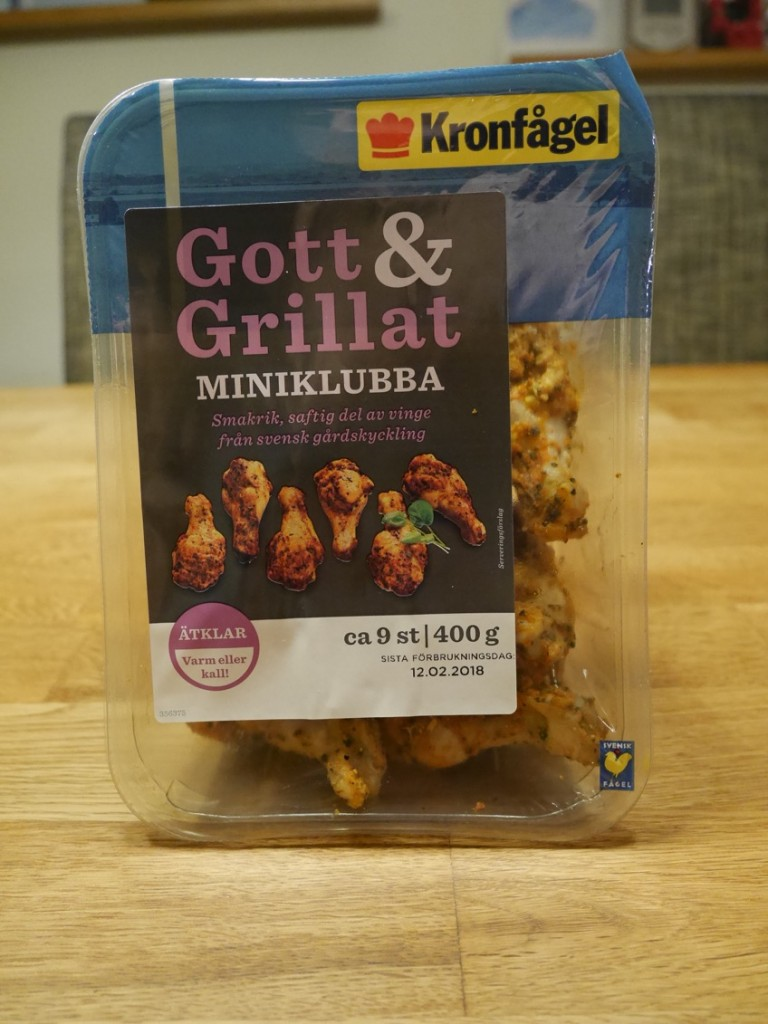 Gott & Grillat Miniklubba
