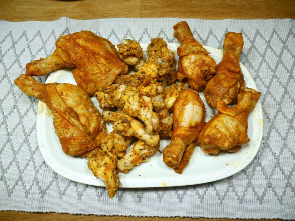 Kyckling på fredag