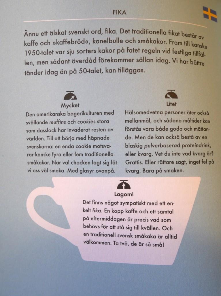 Svenskt fika