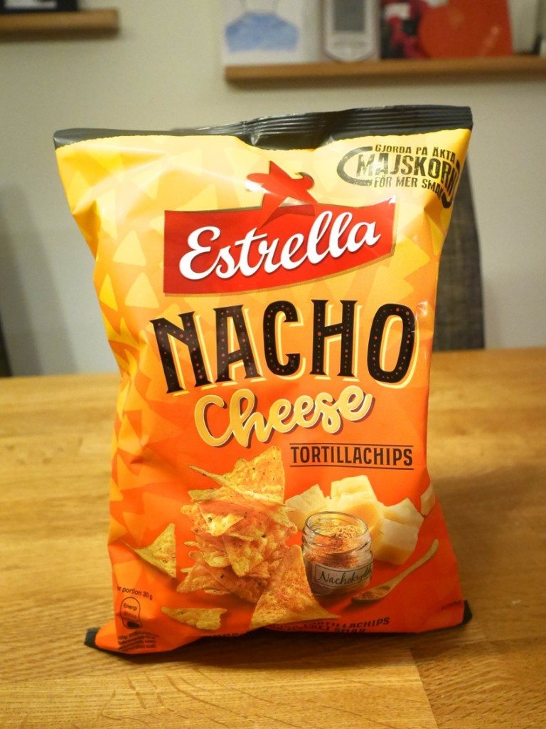Tortilla Nacho Cheese
