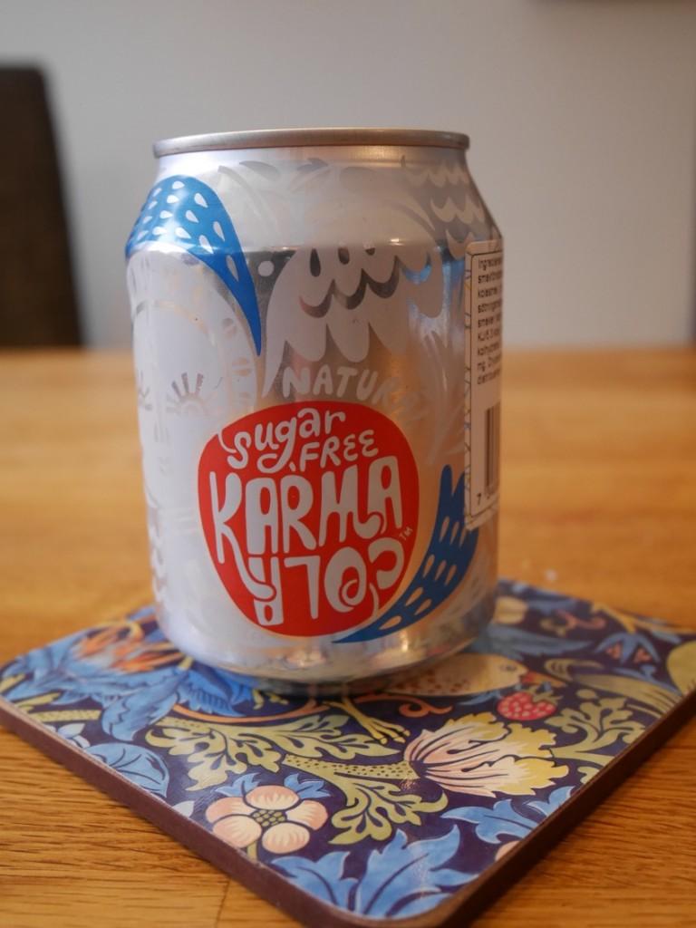 Karma Cola sugerfree