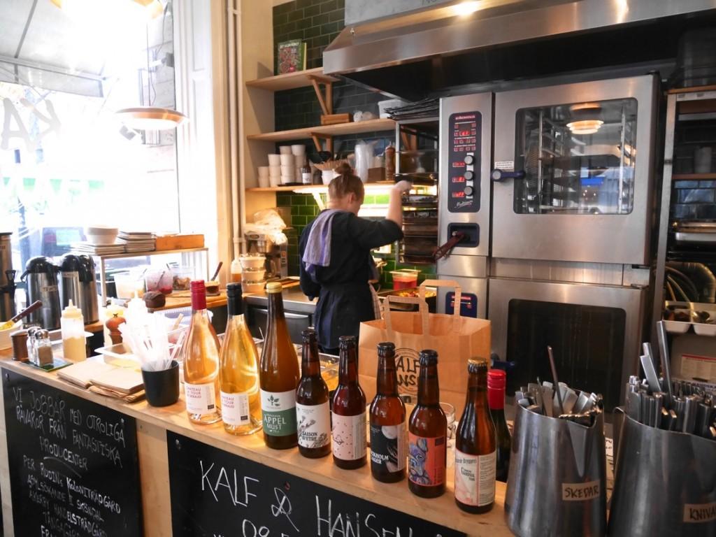 Kalf & Hansen vid Mariatorget - 100% bäst!!!