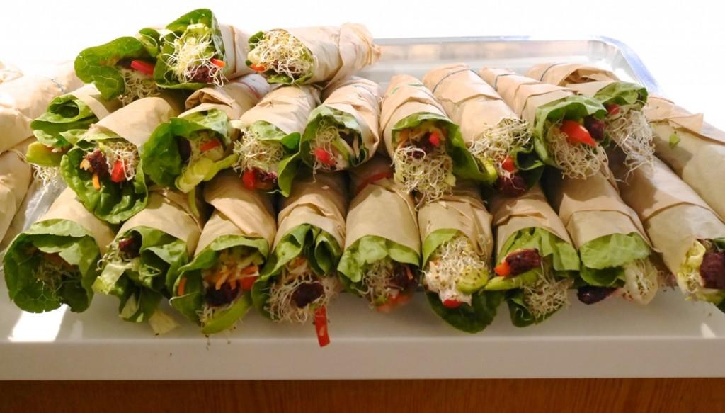 Vem visste att vegansk mat kan vara så här god?!