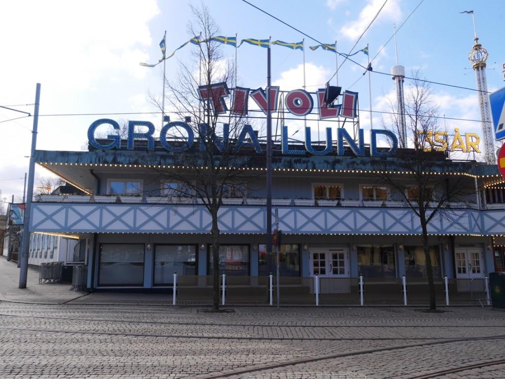Kärlek och konserter fokus på Gröna Lund