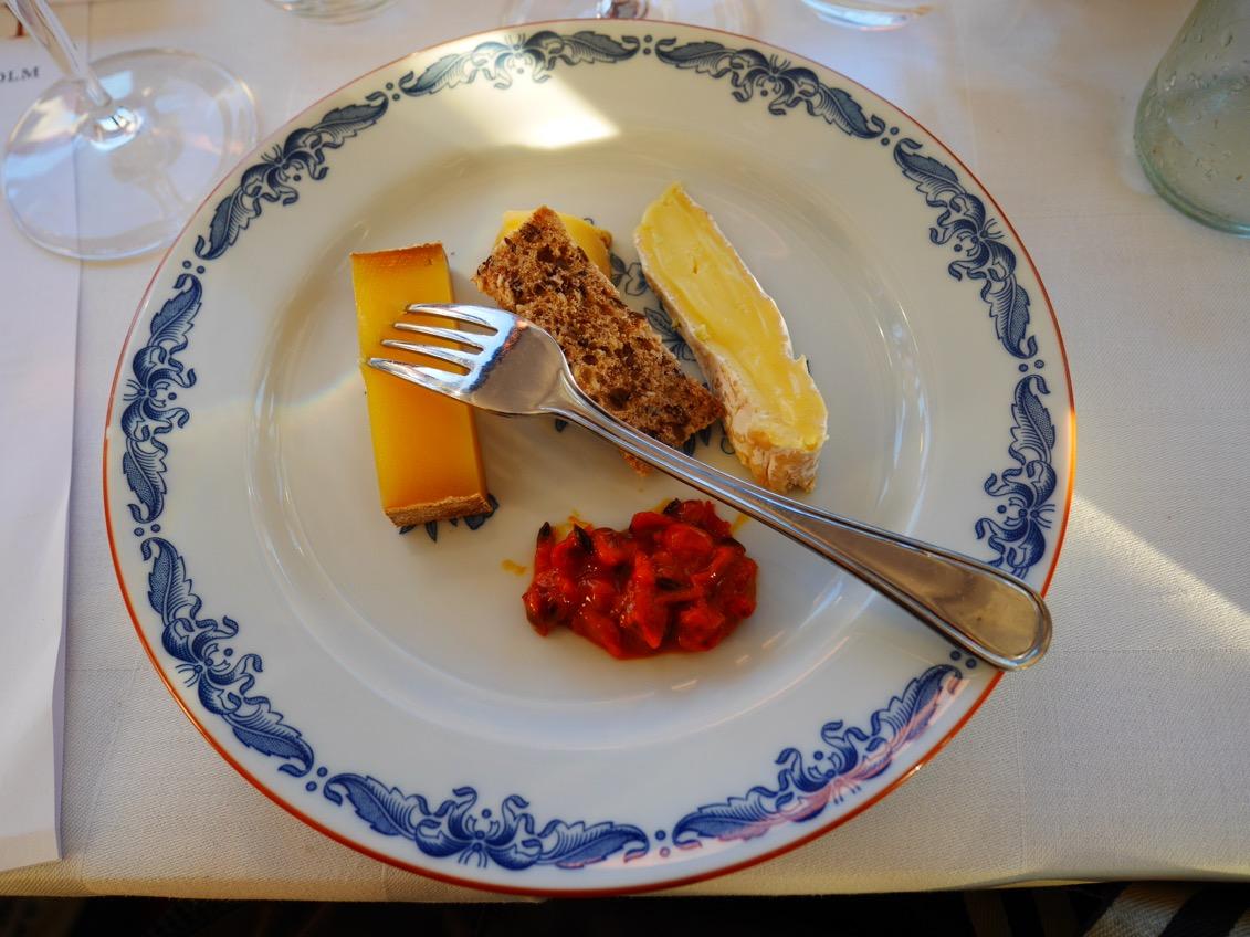 Svenska ostar från Oviken.